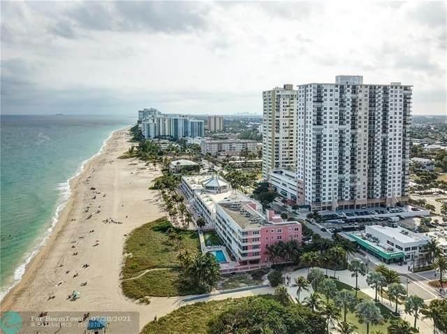 101 Briny Ave #403, Pompano Beach, FL 33062 (#F10294561) :: Treasure Property Group