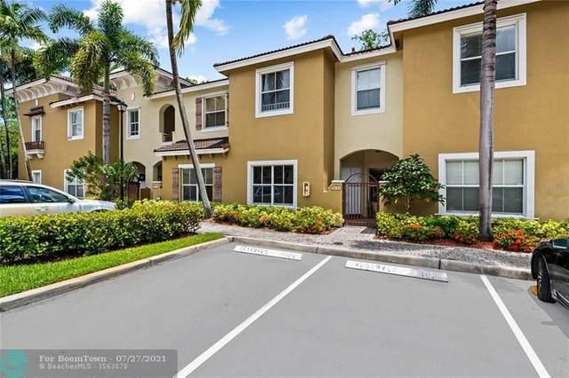 3545 Merrick Lane #104, Margate, FL 33063 (MLS #F10294584) :: Patty Accorto Team