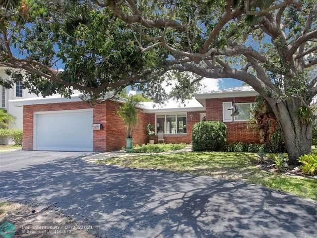 2757 NE 30th St, Lighthouse Point, FL 33064 (#F10294609) :: Posh Properties
