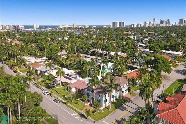 851 N 11th Ave, Hollywood, FL 33019 (MLS #F10294621) :: Berkshire Hathaway HomeServices EWM Realty