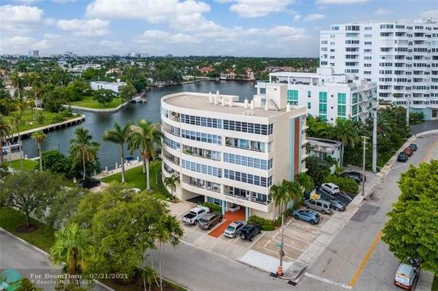 401 SE 25th Ave #403, Fort Lauderdale, FL 33301 (MLS #F10294631) :: The MPH Team