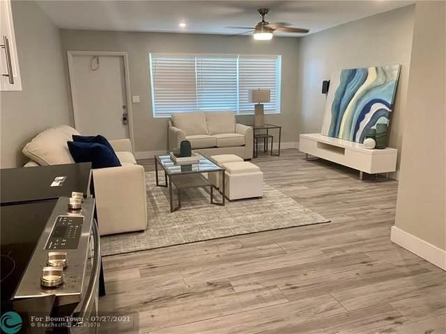 6200 NE 22nd Way #205, Fort Lauderdale, FL 33308 (MLS #F10294634) :: Berkshire Hathaway HomeServices EWM Realty