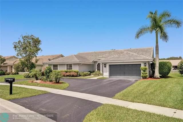 1191 NW 101 AVE, Plantation, FL 33322 (MLS #F10294689) :: Miami Villa Group