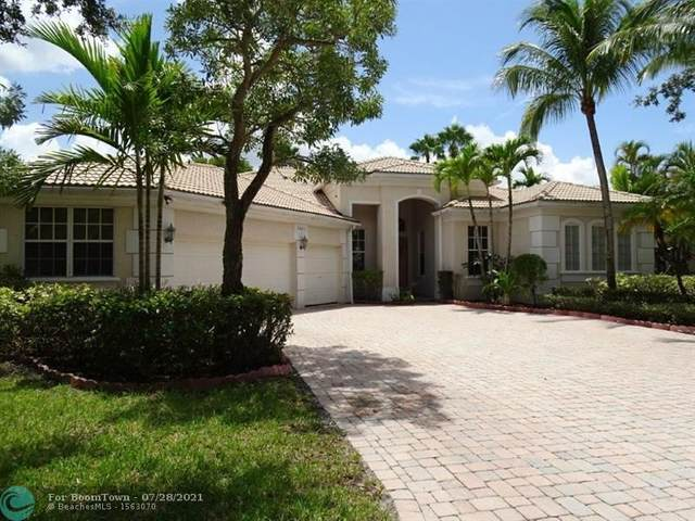 5041 NW 112th Dr, Coral Springs, FL 33076 (#F10294692) :: Treasure Property Group