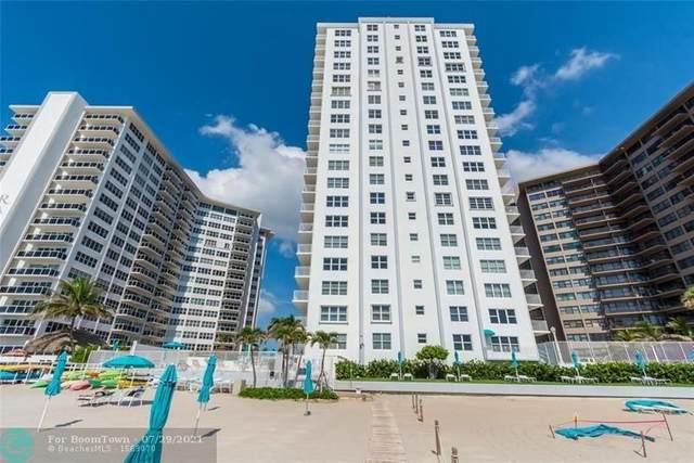 3750 Galt Ocean Dr #406, Fort Lauderdale, FL 33308 (MLS #F10294729) :: Castelli Real Estate Services
