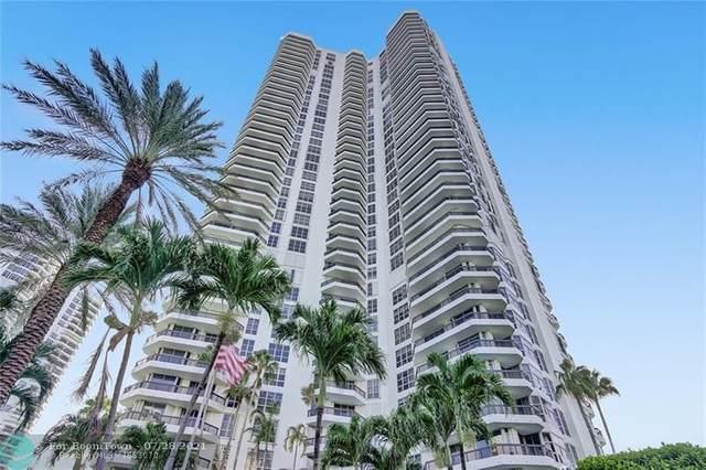3500 Mystic Pointe Dr #2801, Aventura, FL 33180 (MLS #F10294741) :: GK Realty Group LLC