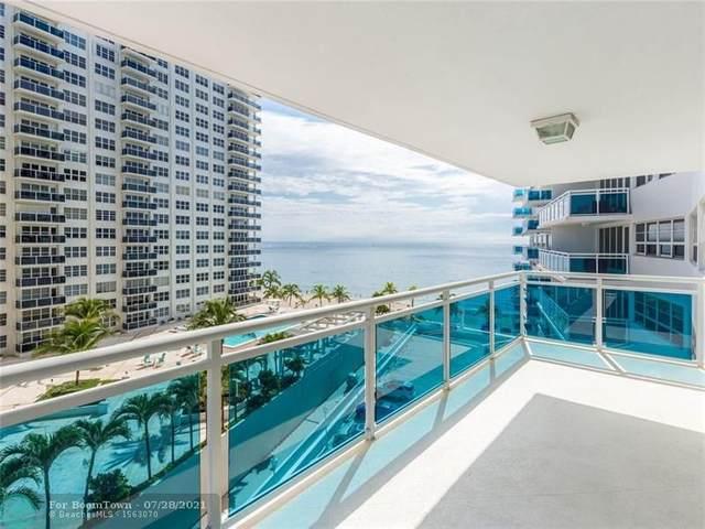 3430 Galt Ocean Drive #702, Fort Lauderdale, FL 33308 (#F10294746) :: Michael Kaufman Real Estate