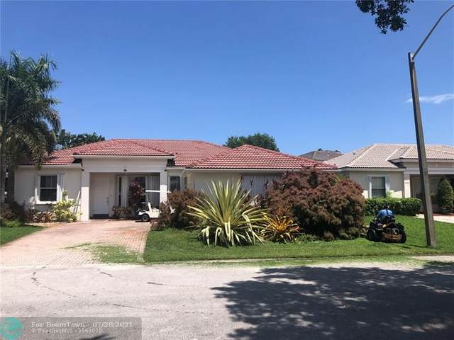 5360 SW 32nd Way, Hollywood, FL 33312 (MLS #F10294754) :: Berkshire Hathaway HomeServices EWM Realty
