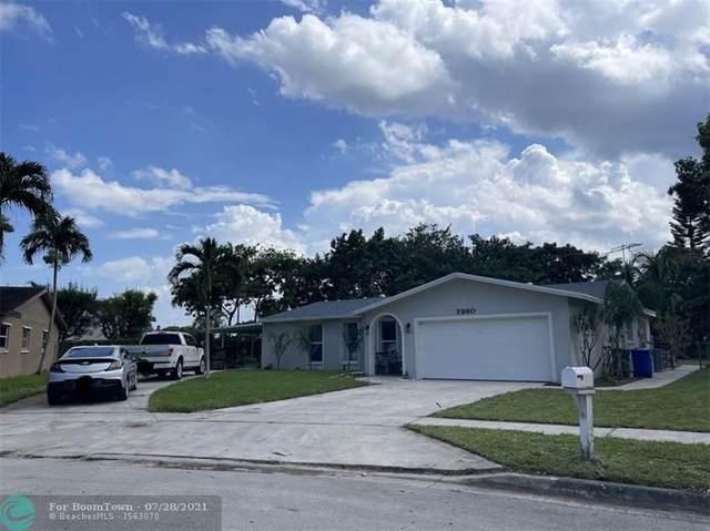 7980 NW 6th Ct, Margate, FL 33063 (#F10294769) :: Dalton Wade
