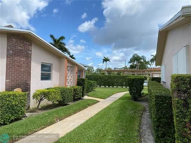2667 Dudley Dr H, West Palm Beach, FL 33415 (MLS #F10294772) :: GK Realty Group LLC