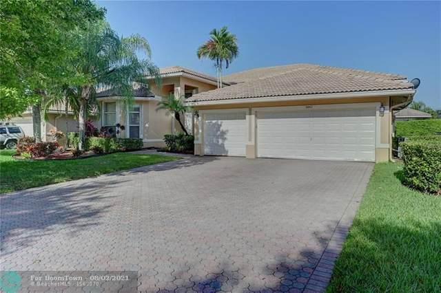5042 NW 124th Way, Coral Springs, FL 33076 (#F10294806) :: Ryan Jennings Group