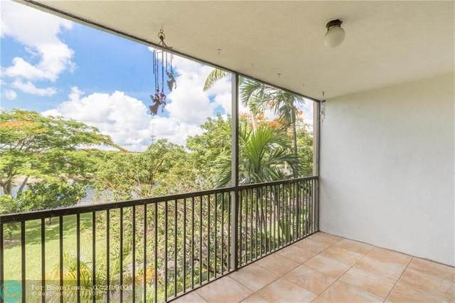 2200 S Cypress Bend Dr #201, Pompano Beach, FL 33069 (MLS #F10294814) :: The Howland Group