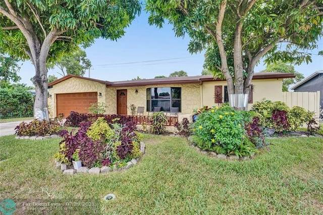 7715 NW 3rd Pl, Margate, FL 33063 (MLS #F10294815) :: Castelli Real Estate Services
