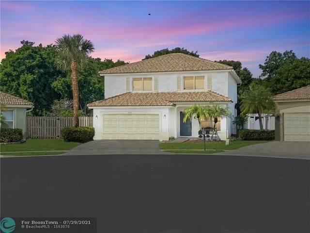 1103 Fosters Mill Dr, Boynton Beach, FL 33436 (#F10294842) :: Dalton Wade