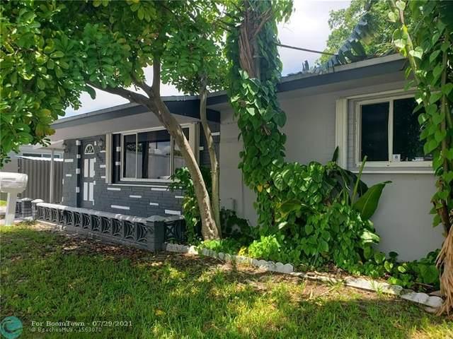 8321 NW 12th St, Pembroke Pines, FL 33024 (MLS #F10294844) :: Berkshire Hathaway HomeServices EWM Realty