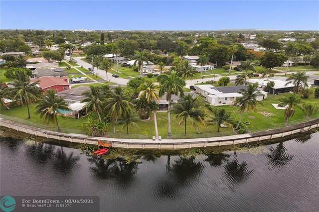 6088 NW 16th Ct, Margate, FL 33063 (MLS #F10294857) :: Green Realty Properties