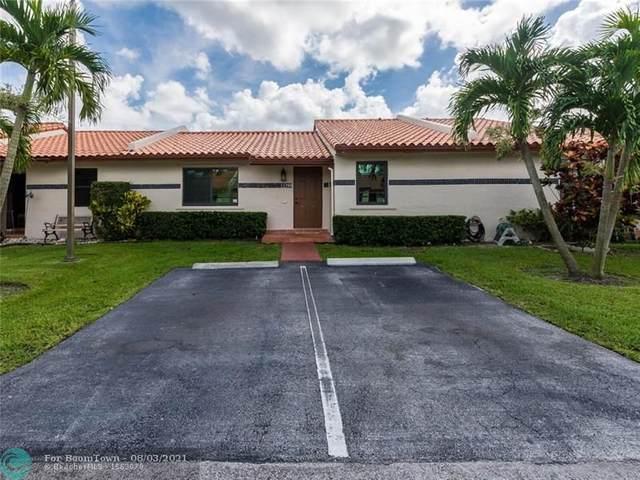 11269 SW 58th Ct #11269, Cooper City, FL 33330 (MLS #F10294860) :: Green Realty Properties