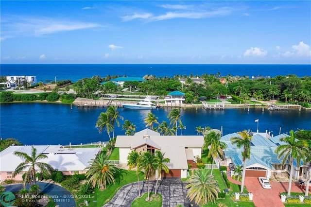 4420 NE 31st Ave, Lighthouse Point, FL 33064 (MLS #F10294862) :: Castelli Real Estate Services