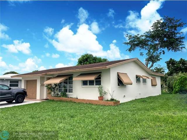 4802 NW 49th Rd, Tamarac, FL 33319 (MLS #F10294864) :: Berkshire Hathaway HomeServices EWM Realty