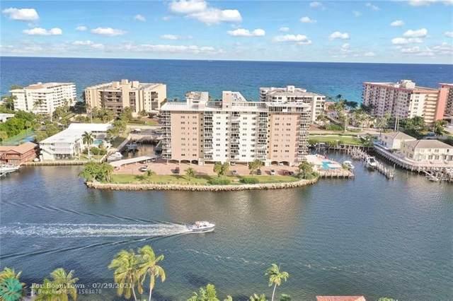 1160 Hillsboro Mile #702, Hillsboro Beach, FL 33062 (#F10294868) :: Ryan Jennings Group