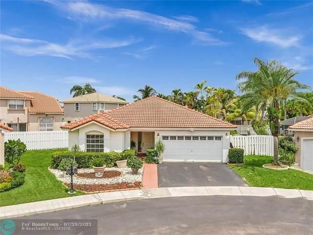 12709 NW 11th Ct, Sunrise, FL 33323 (MLS #F10294874) :: Castelli Real Estate Services