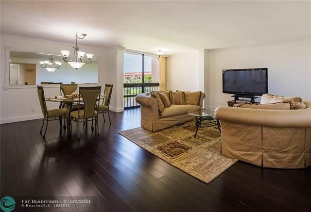 2455 Lindell Blvd #3403, Delray Beach, FL 33444 (#F10294889) :: Posh Properties