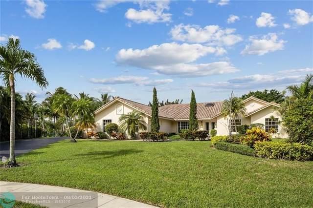 11953 Waterwood Dr, Boca Raton, FL 33428 (MLS #F10294898) :: Berkshire Hathaway HomeServices EWM Realty