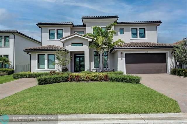 5635 W Brookfield Cir W, Hollywood, FL 33312 (MLS #F10294909) :: Berkshire Hathaway HomeServices EWM Realty