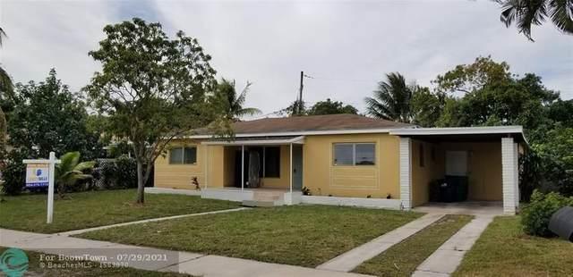 15560 NE 5 Ave, North Miami, FL 33162 (#F10294919) :: The Reynolds Team | Compass