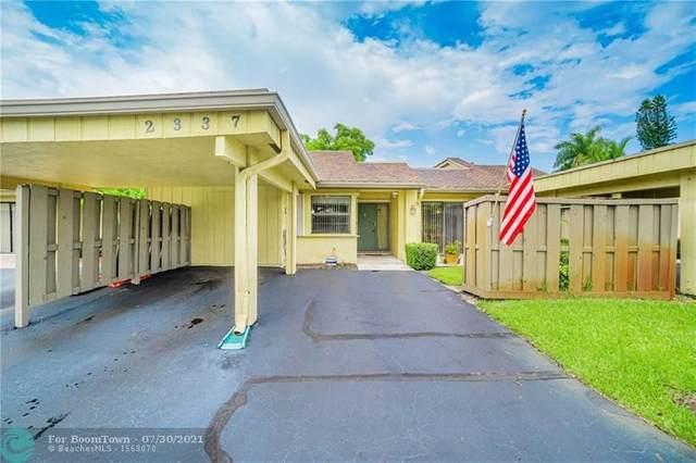 2337 Deer Creek Woodlands Way #2337, Deerfield Beach, FL 33442 (#F10294939) :: Posh Properties