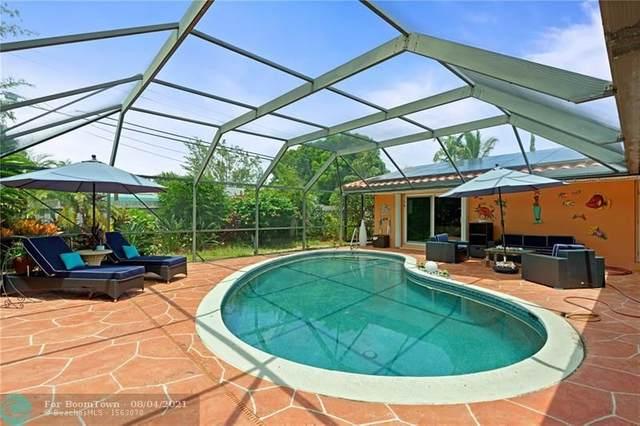 2133 NE 62nd Ct, Fort Lauderdale, FL 33308 (MLS #F10294944) :: Green Realty Properties