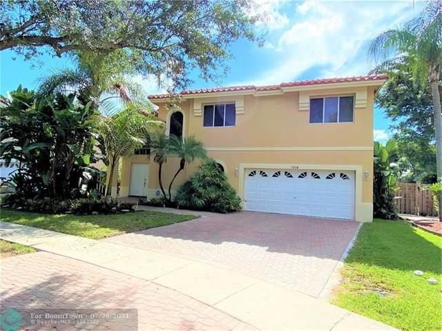 2520 Rampart Wy, Cooper City, FL 33026 (MLS #F10294961) :: Green Realty Properties