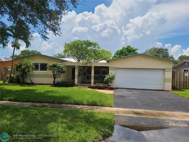 9180 SW 54th Pl, Cooper City, FL 33328 (MLS #F10294981) :: Green Realty Properties
