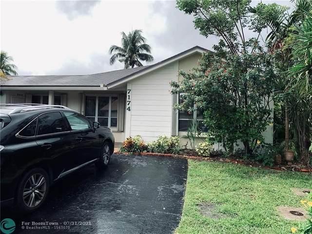 7174 SW 22nd Ave, Davie, FL 33314 (MLS #F10294983) :: Green Realty Properties