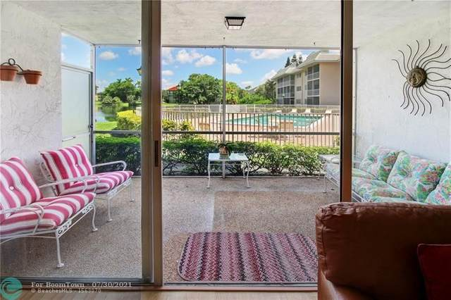 2850 Forest Hills #107, Coral Springs, FL 33076 (MLS #F10294998) :: Berkshire Hathaway HomeServices EWM Realty
