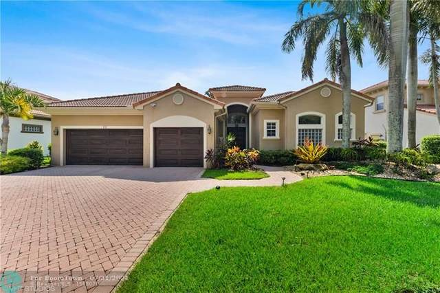 841 NW 124 AVE, Coral Springs, FL 33071 (MLS #F10295009) :: Green Realty Properties