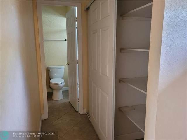 3531 NW 50th Ave #409, Lauderdale Lakes, FL 33319 (#F10295012) :: Heather Towe   Keller Williams Jupiter