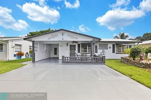 4411 NW 45th St, Tamarac, FL 33319 (MLS #F10295015) :: Berkshire Hathaway HomeServices EWM Realty