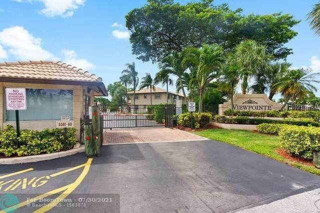 5530 Lakeside Dr #103, Margate, FL 33063 (#F10295040) :: The Power of 2 | Century 21 Tenace Realty