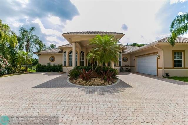 17004 Griffin Rd, Southwest Ranches, FL 33331 (MLS #F10295041) :: Green Realty Properties