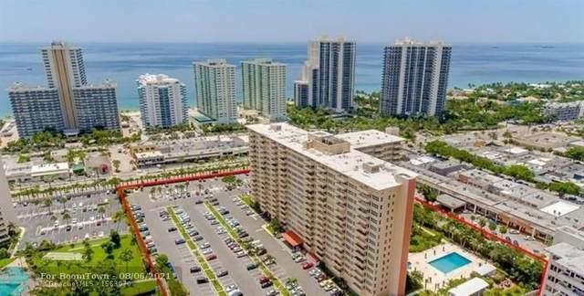 3333 NE 34th St #821, Fort Lauderdale, FL 33308 (MLS #F10295056) :: The MPH Team