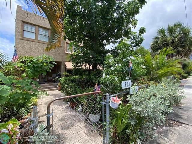 316 SW 20th St, Fort Lauderdale, FL 33315 (MLS #F10295149) :: Green Realty Properties