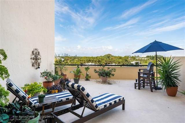 2555 Collins Ave #610, Miami Beach, FL 33140 (#F10295182) :: Treasure Property Group