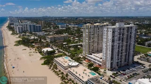 111 Briny Ave #703, Pompano Beach, FL 33062 (MLS #F10295207) :: The Jack Coden Group