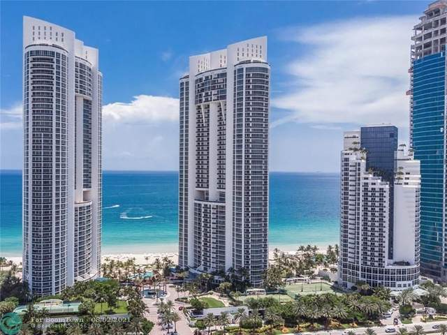 18101 Collins Ave #1206, Sunny Isles Beach, FL 33160 (MLS #F10295221) :: Berkshire Hathaway HomeServices EWM Realty