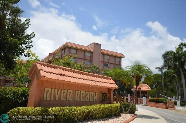 1301 River Reach Dr #317, Fort Lauderdale, FL 33315 (#F10295232) :: Dalton Wade
