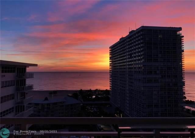 1920 S Ocean Dr #1708, Fort Lauderdale, FL 33316 (MLS #F10295269) :: Berkshire Hathaway HomeServices EWM Realty