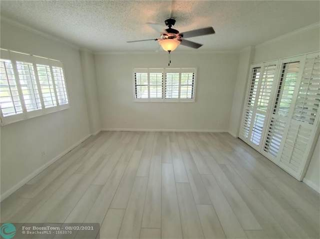 2208 S Cypress Bend Dr #101, Pompano Beach, FL 33069 (MLS #F10295280) :: The Howland Group