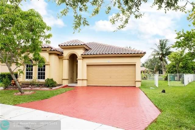 5231 SW 141st Ave, Miramar, FL 33027 (MLS #F10295287) :: Berkshire Hathaway HomeServices EWM Realty