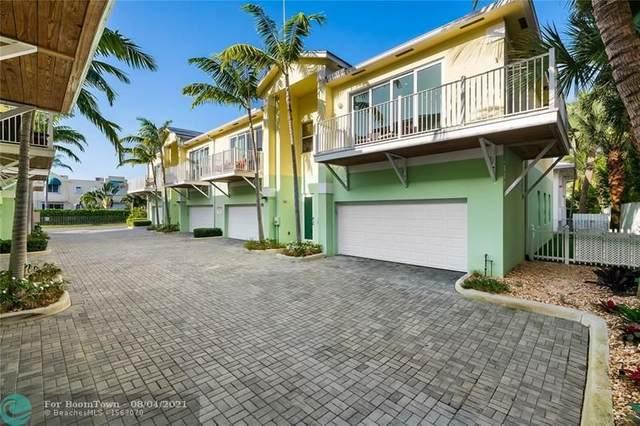 3222 NE 16th Street, Pompano Beach, FL 33062 (MLS #F10295300) :: Green Realty Properties